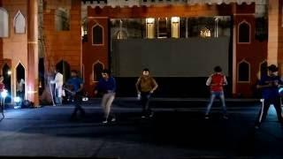 Pre Jashn 2015 Capgemini Dance practice