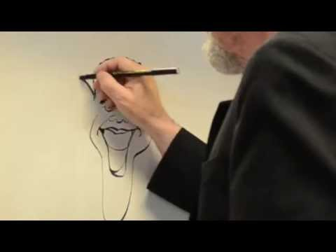 Learn To Draw President Obama With Editorial Cartoonist Bob Englehart