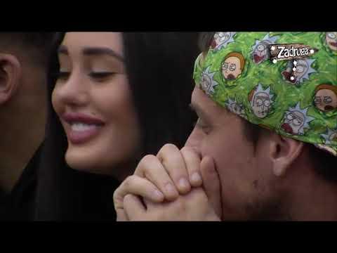 Zadruga 2 - Žestoka svađa Miljane i Marije jer želi dete sa Zolom - 17.01.2019.