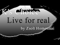 watch he video of K's choice - Live for real (cover)