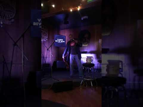 My Musical Set at Van's Dive Bar 11.11.17