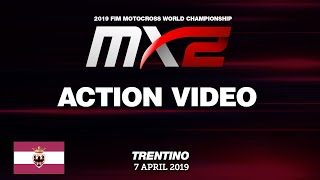 Geerts & Olsen pass Tom Vialle - MXGP of Trentino 2019