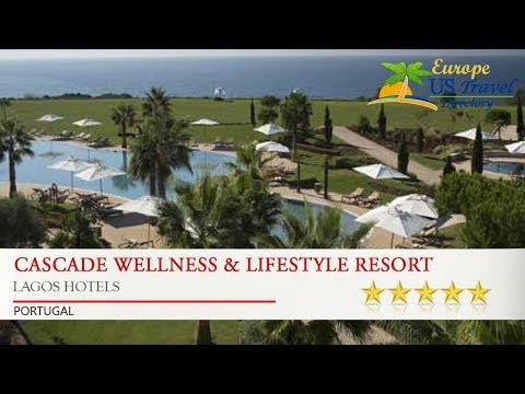 Cascade Wellness & Lifestyle Resort - Lagos Hotels, Portugal