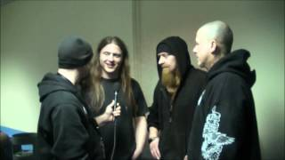 Achren @ Hammerfest with Metal Gods TV