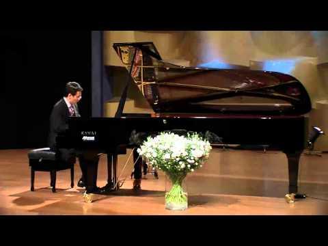 Liszt - Ballade no. 2 in B minor - John Chen