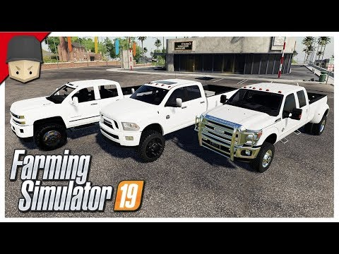NEW VEHICLES & GIVEAWAY! : Ep.08 (Let's Play Farming Simulator 19)