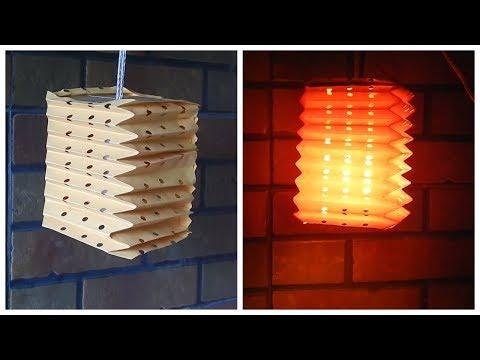 Paper Lamp / lantern /lampshade for diwali Decoration (2019)
