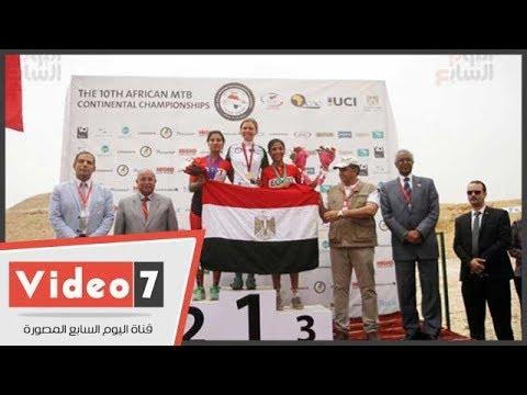 وزير البيئة يكرم الفائزين ببطولة إفريقيا للدراجات فى محمية وادى دجلة  - 14:22-2018 / 4 / 21