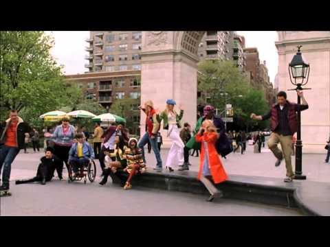 GLEE - I Love New York / New York, New York (Full Performance)