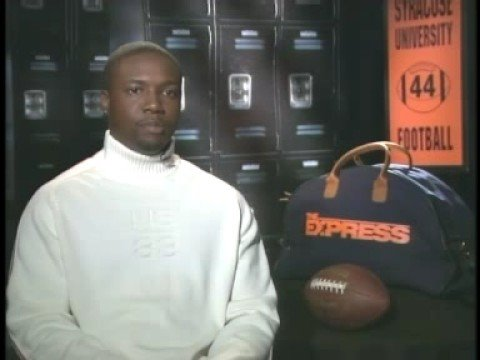 THE EXPRESS INTERVIEW -- ROB BROWN