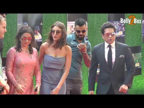 Virat Kohli And Anushka Sharma Hot Moment
