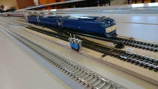 月一会鉄道模型運転会(2018年1月)1/3