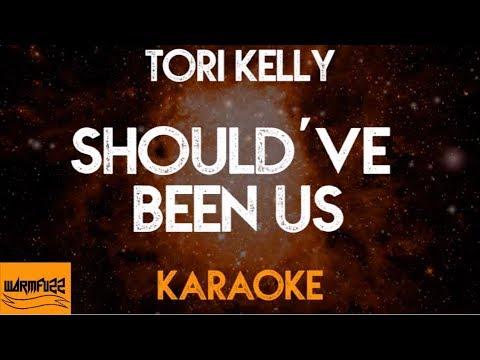 Tori Kelly - Should've Been Us (Karaoke/Acoustic Verison)