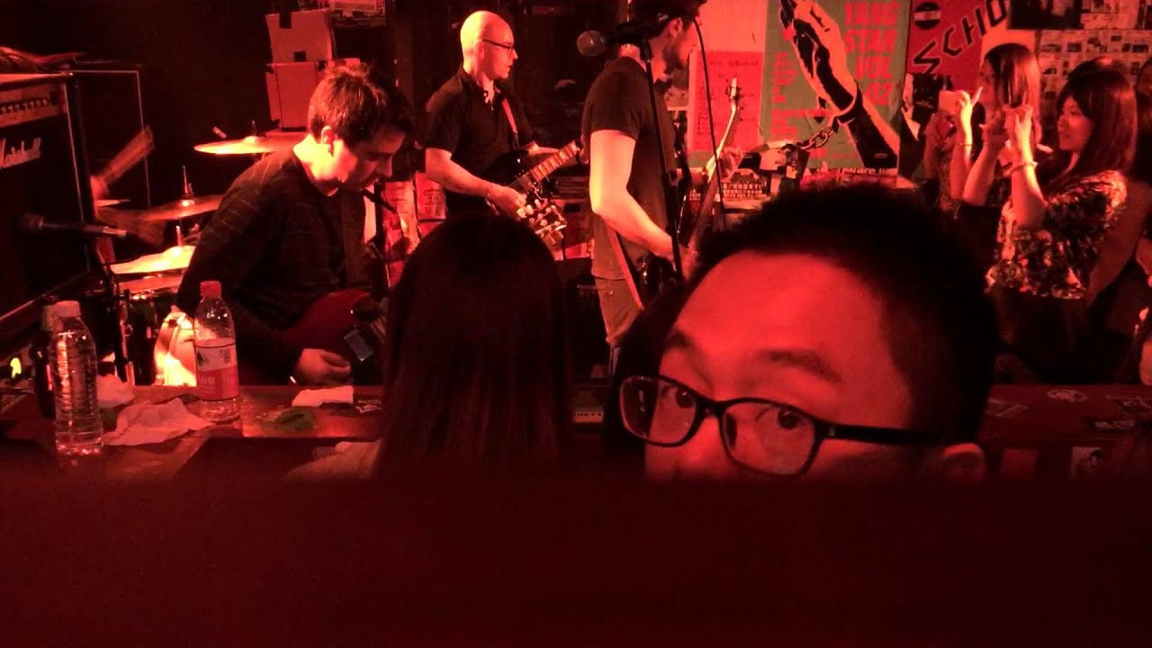 Rhonda May 9 2017 School Bar Beijing