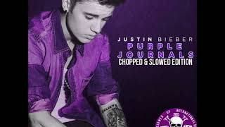 Justin Bieber- All That Matters (Chopped & Slowed By DJ Tramaine713)