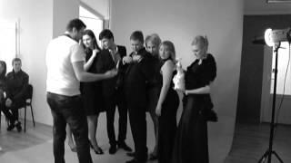"""Свадебная фотосессия в студии """"Broadway"""""""