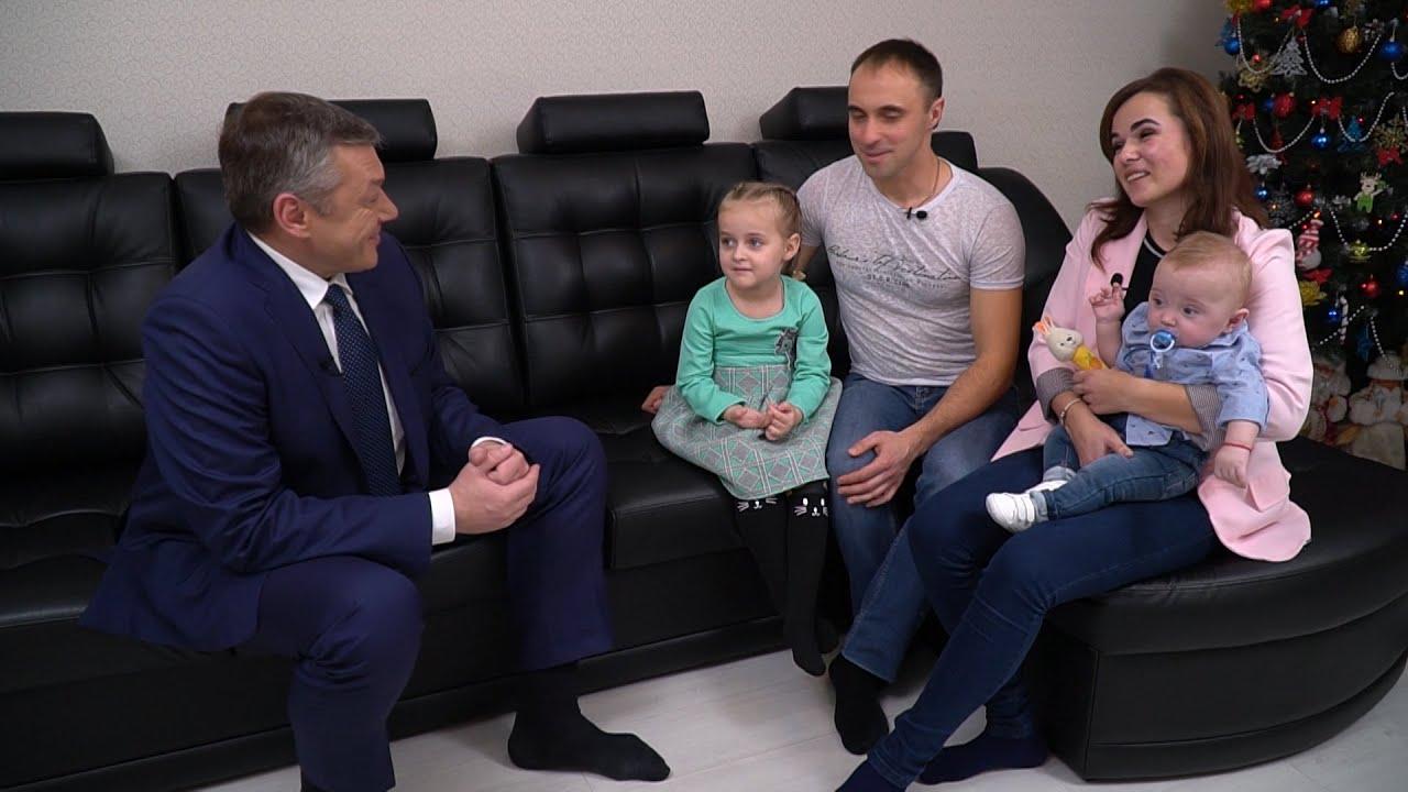 Уникальная операция спасла ребенка супругов Сержантов из Докщиц: