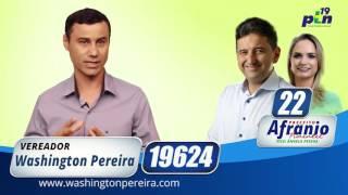Baixar Vereador Washington Pereira 19.624 PTN Valparaíso de Goiás