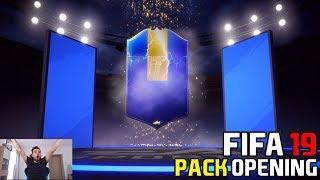 AM NOROC !!! CASTIGAM DIN NOU UN TOTS WALKOUT - FIFA 19 PACK OPENING