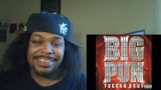 """Baby Dyce Reacts to - Big Pun """"Laughing At You"""""""