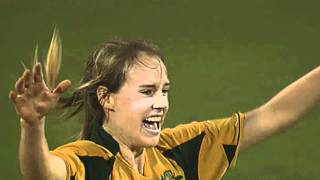 WATCH: Fierce Rivals Clash | Southern Stars v New Zealand White Ferns