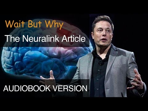 Wait But Why - Neuralink and the Brain's Magical Future - Audio Version (Computer Voice)