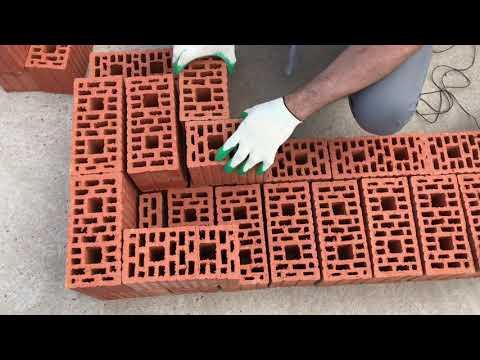 Строительство кирпичных домов. Особенности кладки
