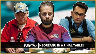 Daniel Negreanu in a Star-Packed Poker FINAL Table!