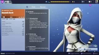 Fortnite How to get ninja assassin hood