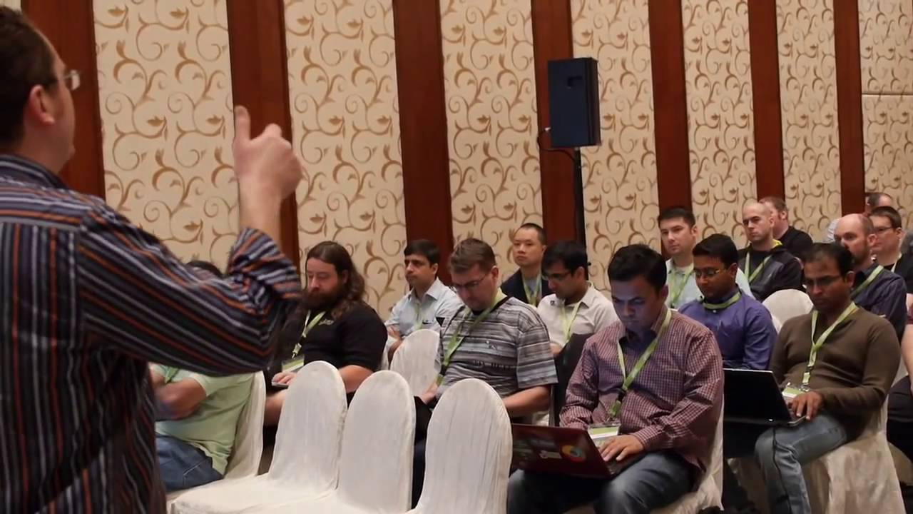 Karim Yaghmour Presents Embedded Android #1 Android Internals KLUXPxxJc5c