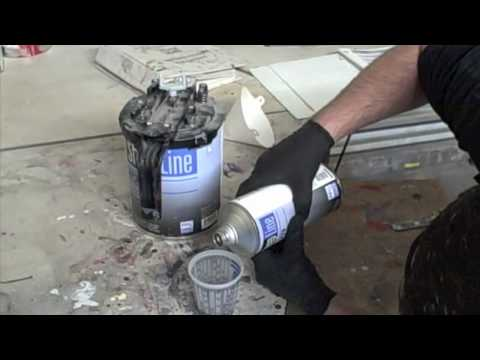 How To Mix Epoxy Primer in HD