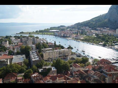 Chorvatsko 2014 - Omiš, Split, Imotská Jezera
