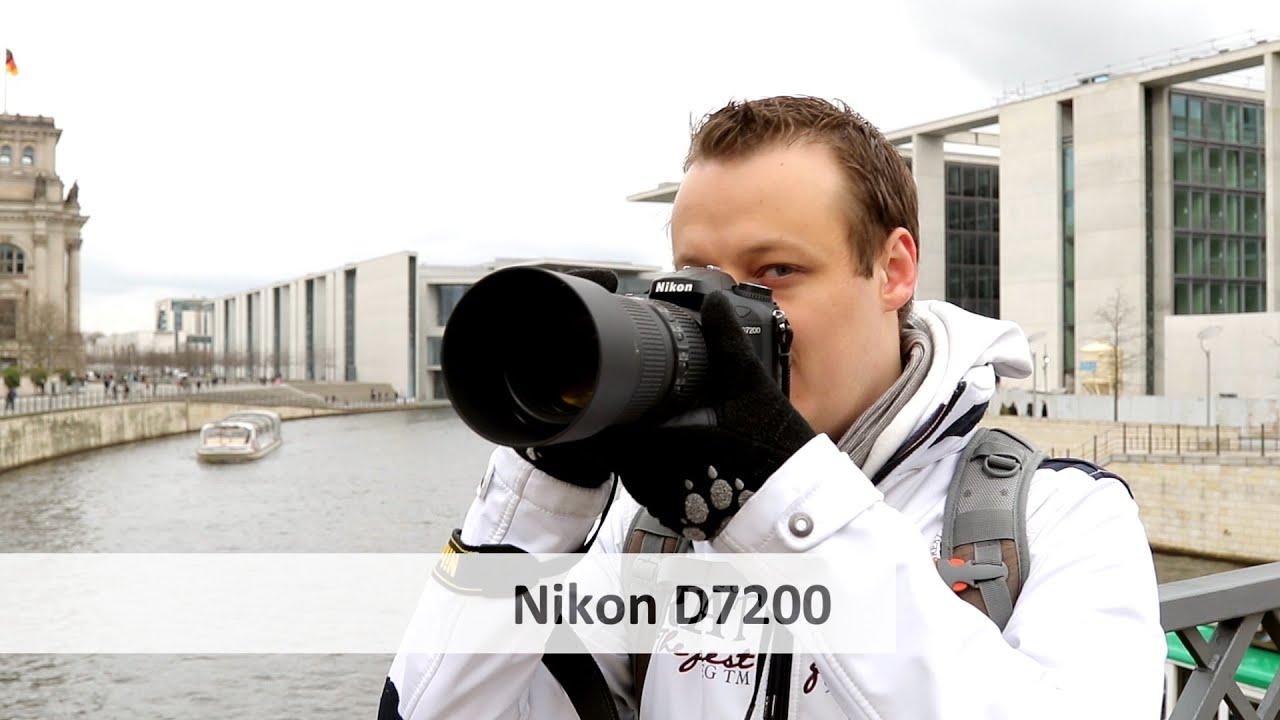 Nikon D7200 (vs. D7100 / D7000) - Verbesserte Mittelklasse-DSLR im ...