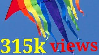 සරුංගලේ #big Kite In #sri Lanka