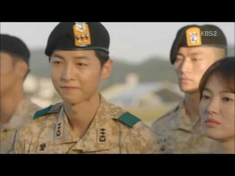Ambon-Barbie Almalbis (Song Joong Ki & Song Hye Kyo) Descendants of the Sun
