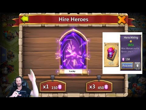 JT's Free 2 Play QUEST Board LOVE Much Needed Legend Castle Clash