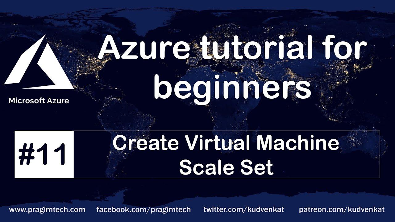 Create Azure Virtual Machine Scale Set