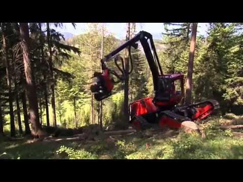Harvester Komatsu 911,5 X3M Extreme