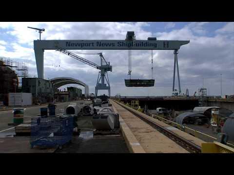 Giant shipyard crane completes 806-ton superlift