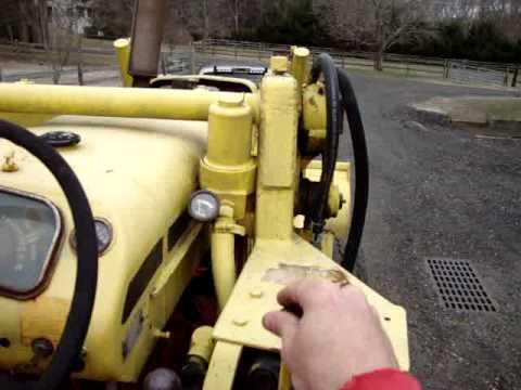 Case 188 Diesel Running