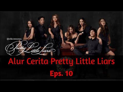 Pretty Little Liars Eps.10 S.01 END | Alur Cerita PLL Indonesia