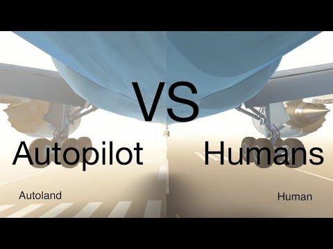 Autopilot VS Humans