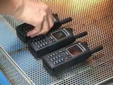 Motorola Accelerated Life Testing ALT