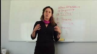 Carola Capra Presidenta del Grupo Nueva Economía