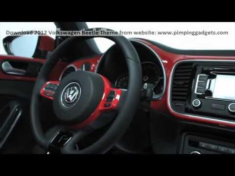 2012 Volkswagen Beetle - First Drive + EXCLUSIVE Windows 7 Theme Link