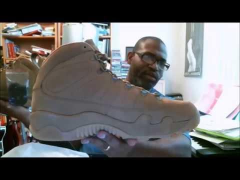 Air Jordan 9 Retro Boot NRG Wheat/Wheat