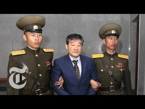 How North Korea Deals With American Prisoners | The New York Times