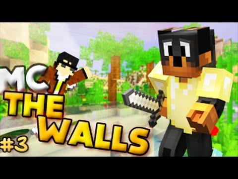 Minecraft: THE WALLS [#3] - SKYPE DLA WIDZÓW + VOUCHERY?!- /w Spajki - McAbra The Walls