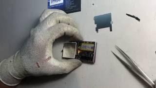 замена дисплея/экрана iPod Nano 6