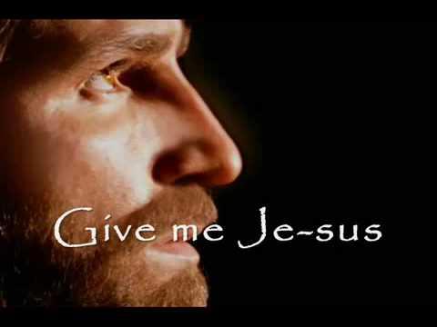 Download Give Me Jesus - Jeremy Camp (with Lyrics)